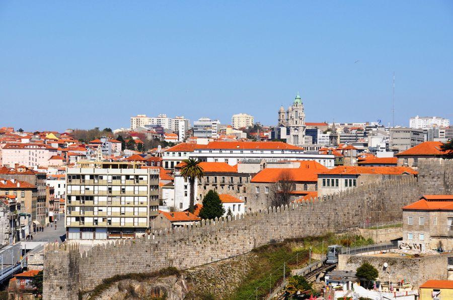 Стена Фердинанда — участок Гуиндайш