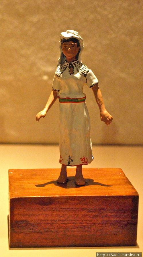 Пуэбла женский  костюм