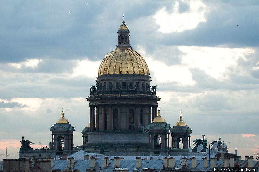 Исаакиевский собор. Санкт-Петербург, Россия