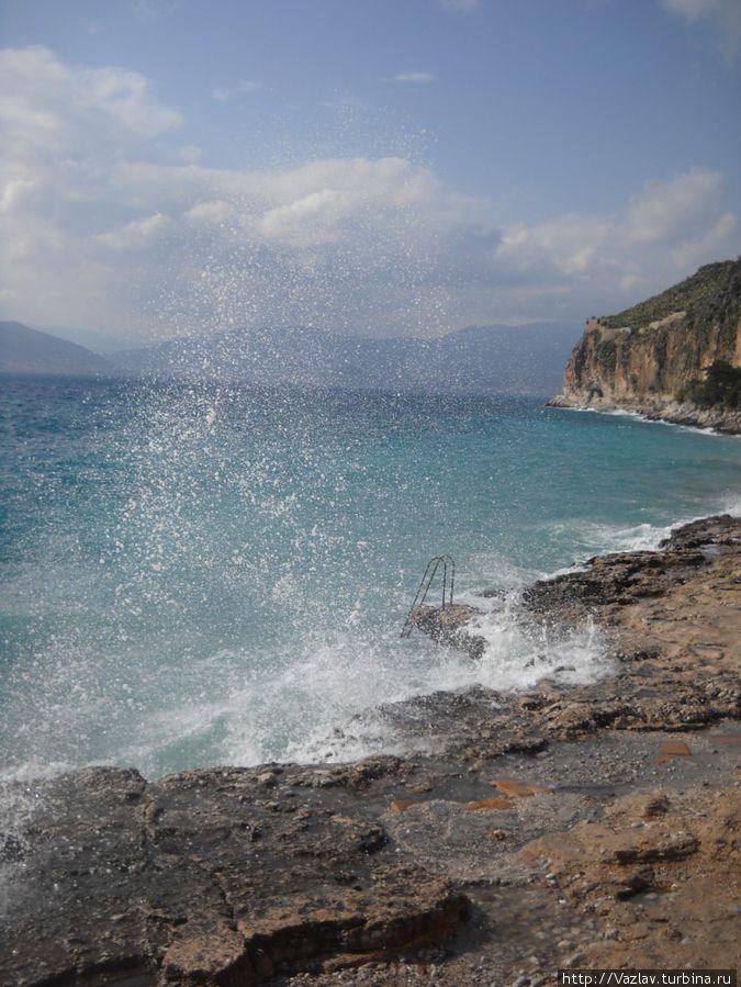 Спуск в воду