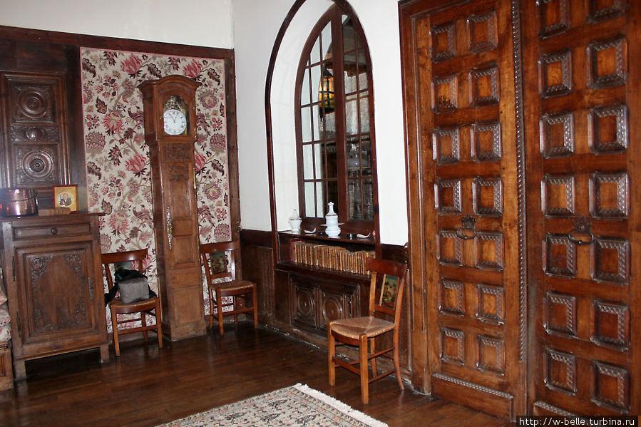 Гостиная, или зал официальных приемов.