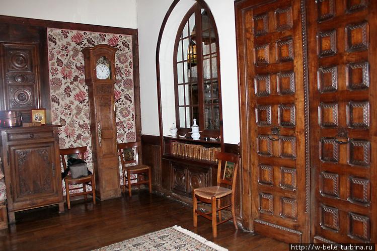 Гостиная, или зал официал