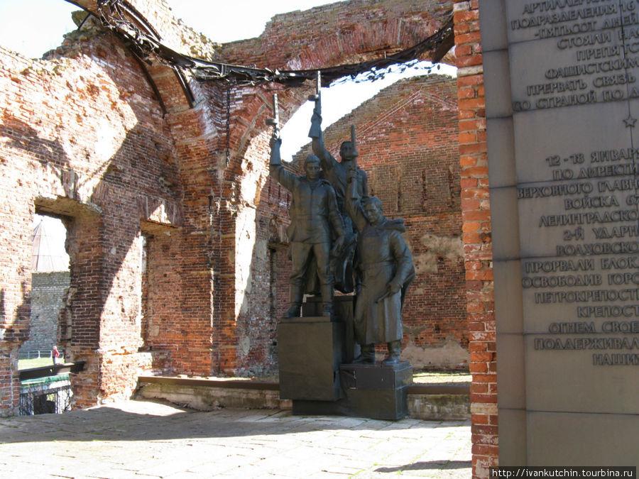 Памятник героическим защи