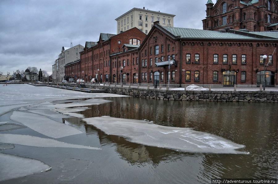 Хельсинки, гавань