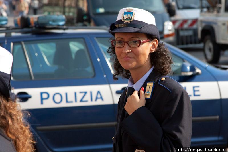 POLIZIA LOCALE, Верона.