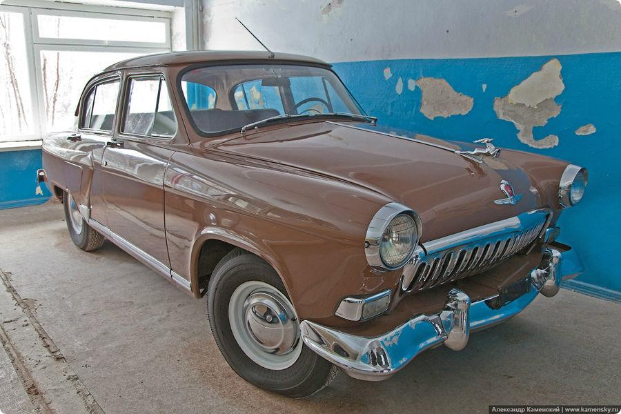 Подмосковный музей автомобилий Черноголовка, Россия