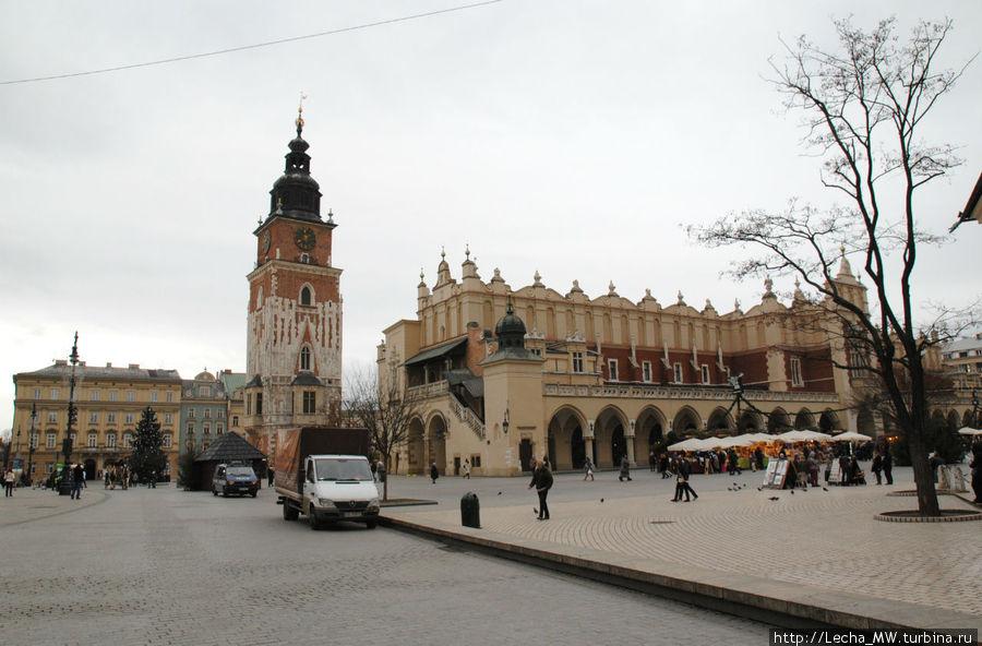 Ратушная башня и Суккеницы