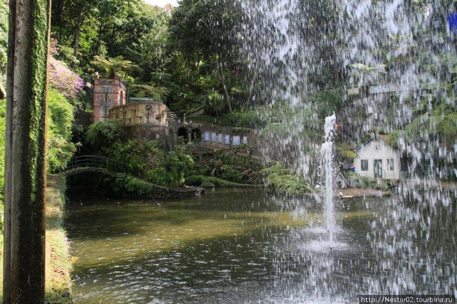 Парк Жардин.
