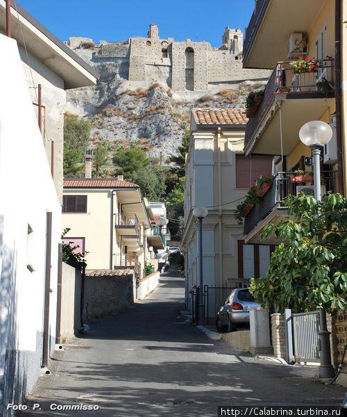 Улица.. в прошлое Роччелла-Ионика, Италия