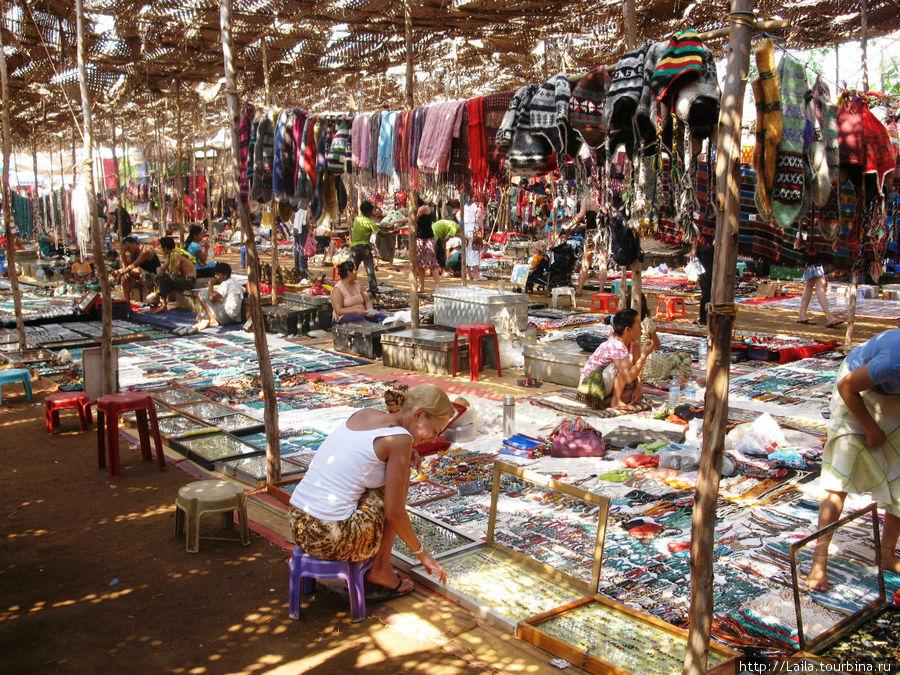 Дневной рынок, Гоа
