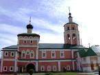 Надвратная церковь Вознесения
