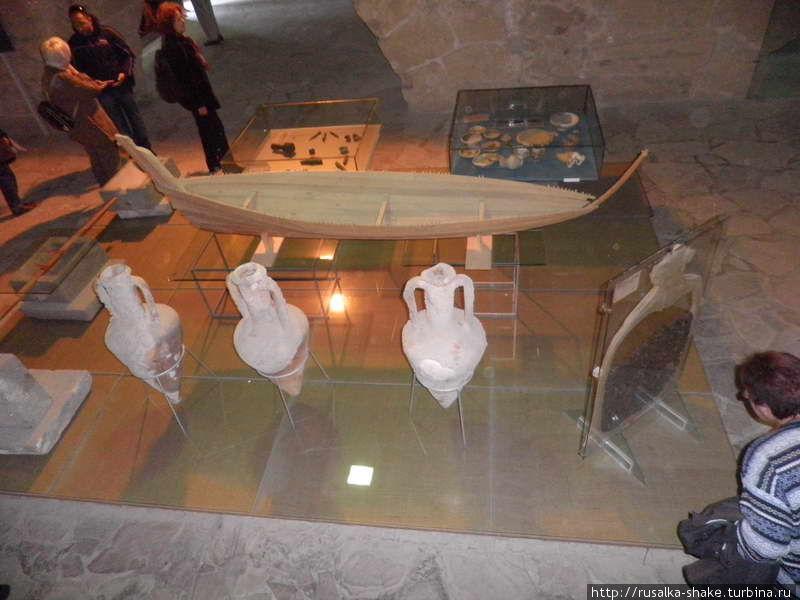 Музей кораблекрушений Кирения, Турецкая Республика Северного Кипра