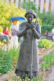по городу немало памятников, повествующих о пионерах — первых белых поселенцах Юты