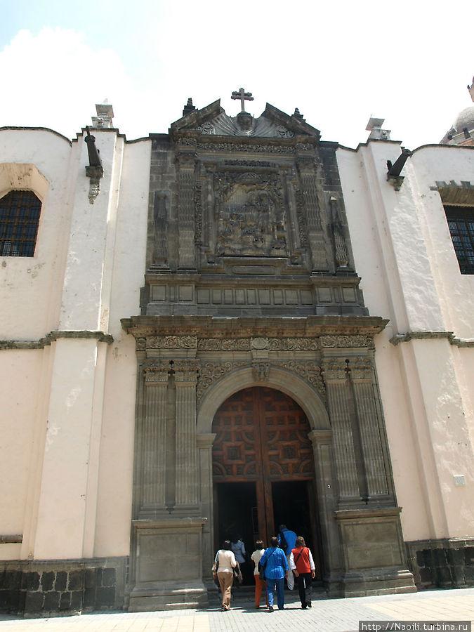 храма Регины 18 века