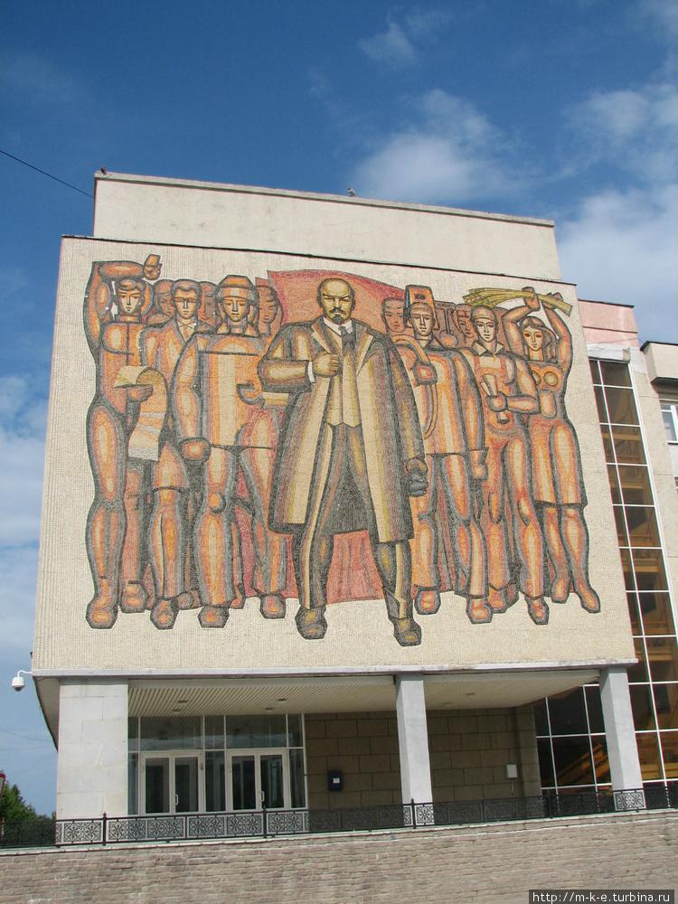Панно Владимир Ильич Лени