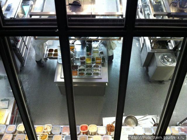 Что творится на кухне