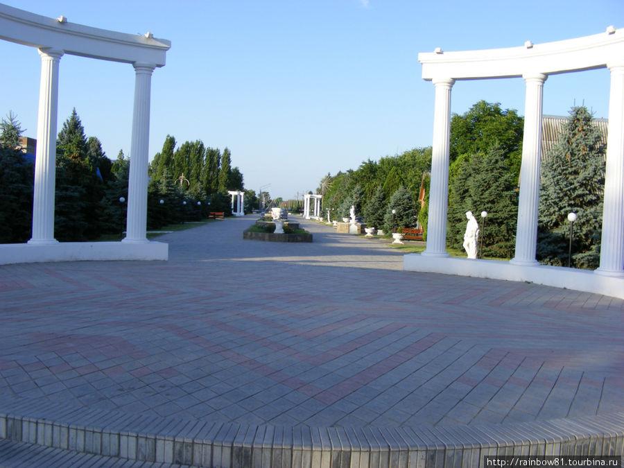 Станица Песчано-Копская