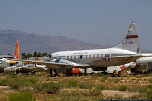 Базу Дэвис-Монтен занимает 309-я группа Министерства Обороны США, в составе которой работает примерно полтысячи человек, занимающиеся ремонтом самолётов.