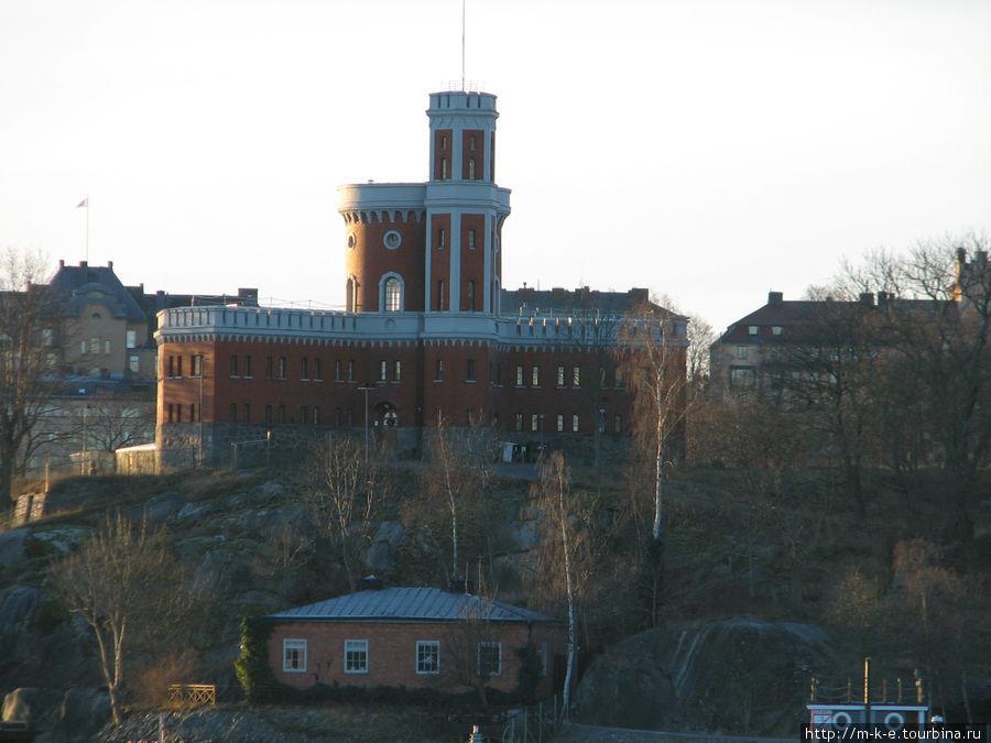 Замок на Кастоельхольмене