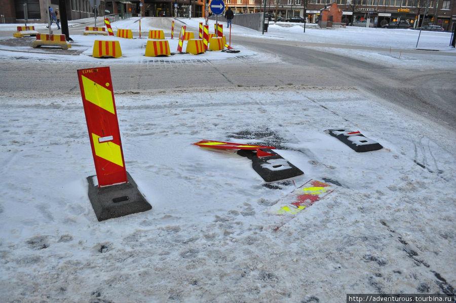 Финский стиль вождения