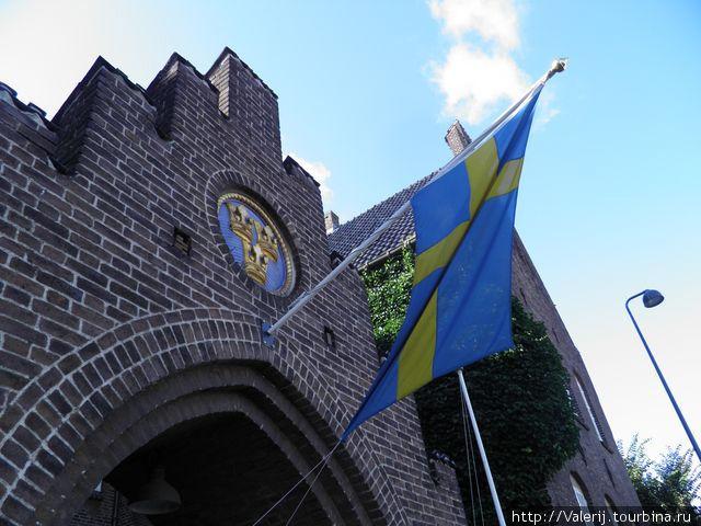 Церковь шведской общины Копенгагена