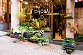 И не зря, потому что в Лугано есть одна очень забавная черта — здесь полно очень интересных магазинчиков, в которых продают массу интересных штук. Вот цветочный.