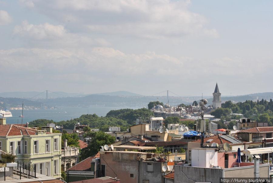 Босфор и Босфорский мост