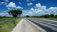 Дорога в Виндхук
