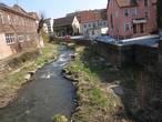 Река Швабах.