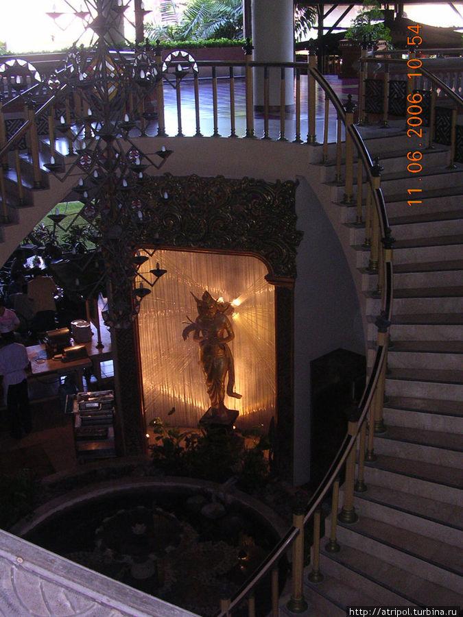 Богиня отеля