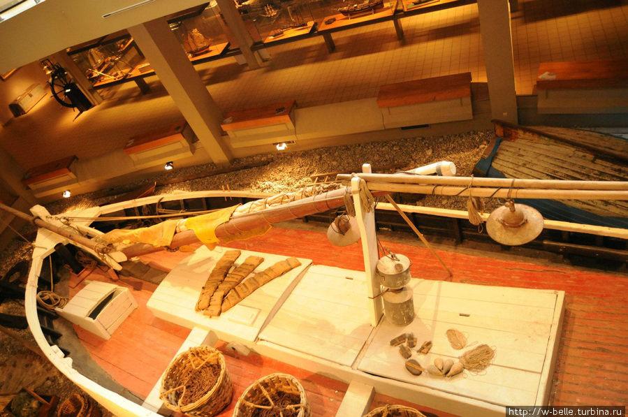 музей рыболовства в спб