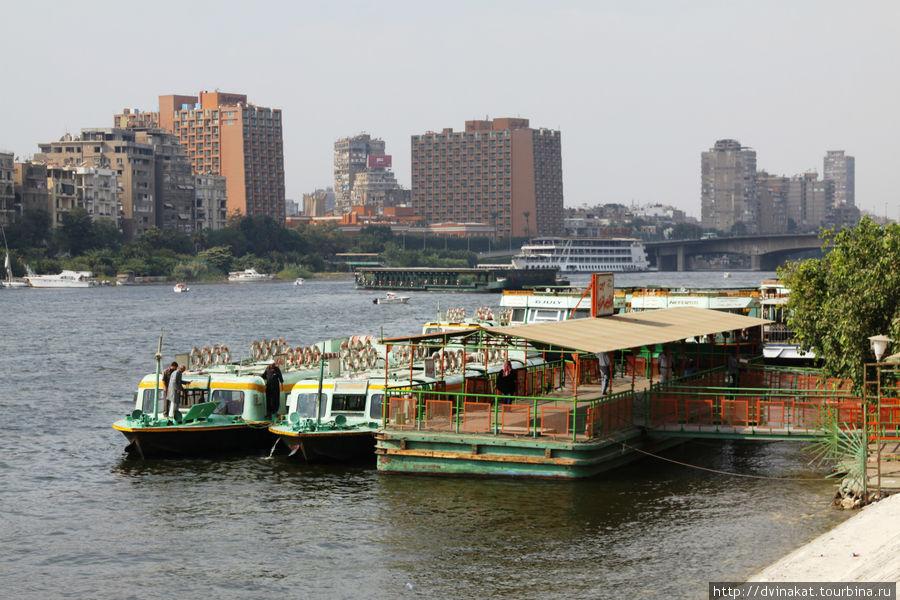 Пристань Нила