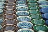Тарелки-миски на продажу со среднеазиатскими узорами