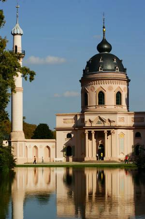 Мечеть.1780.Архитектор Николас де Пигаж.