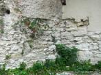 Новые стены возводятся на старом фундаменте, если таковой удается обнаружить.