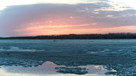 Закат на Урале