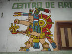 Народное творчество в Панчималько
