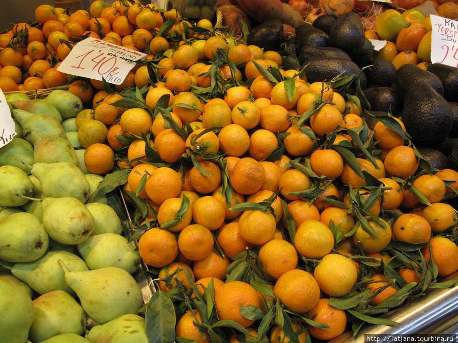 мандарины!!