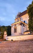 Приходской костел св.Иоанна Крестителя и св.Бартоломео