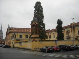 Бывший монастырь