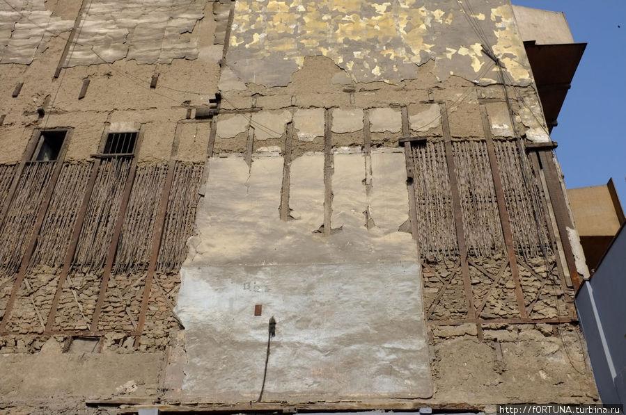 Метод изготовления сейсмостойких стен используемых при строительтсве
