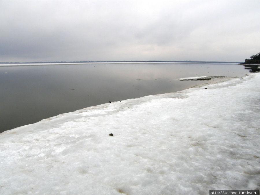 Скоро растает лёд...