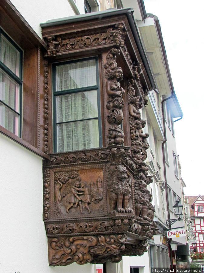 Красивые балконы —