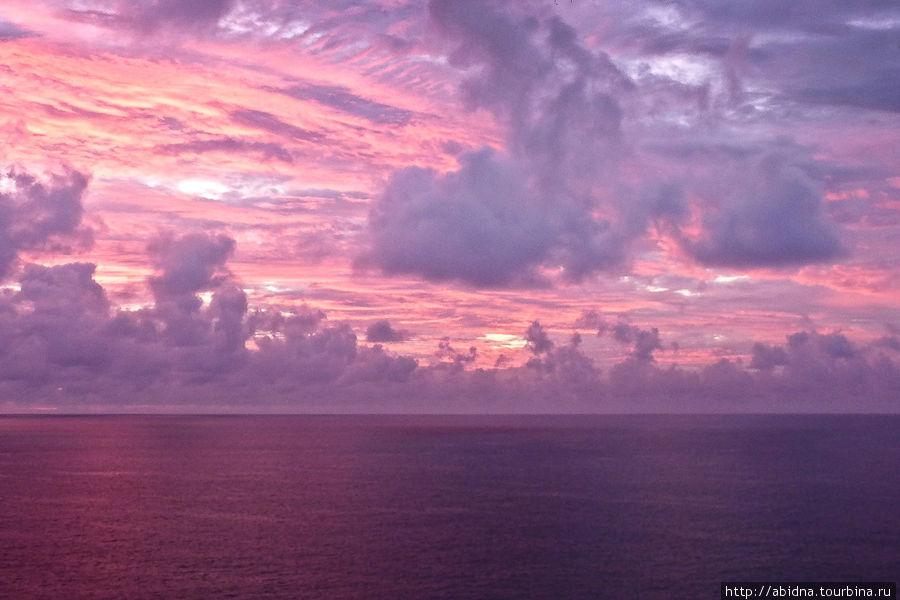 Сейшельские пейзажи Сейшельские острова