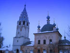 Церковь Василия Великого — покровителя местных рыбаков