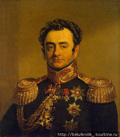 Граф Павел Андреевич Шувалов.