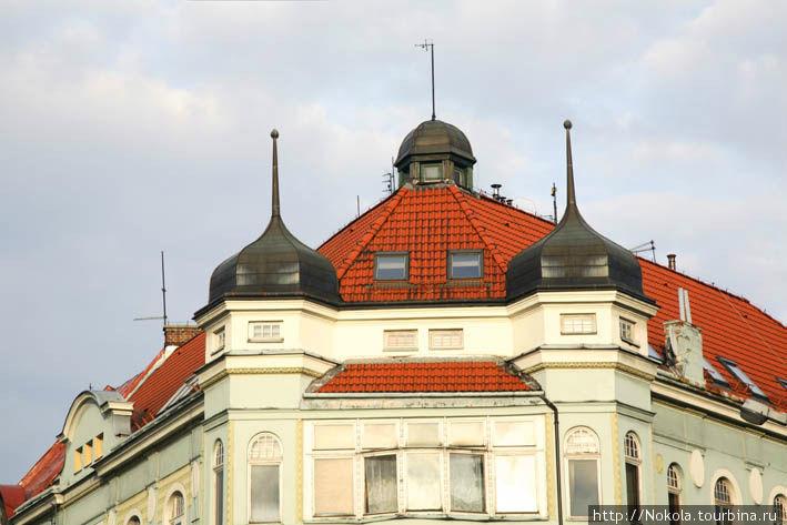 Бельска-Бяла. Город, лишившийся статуса столицы воеводства Бельско-Бяла, Польша