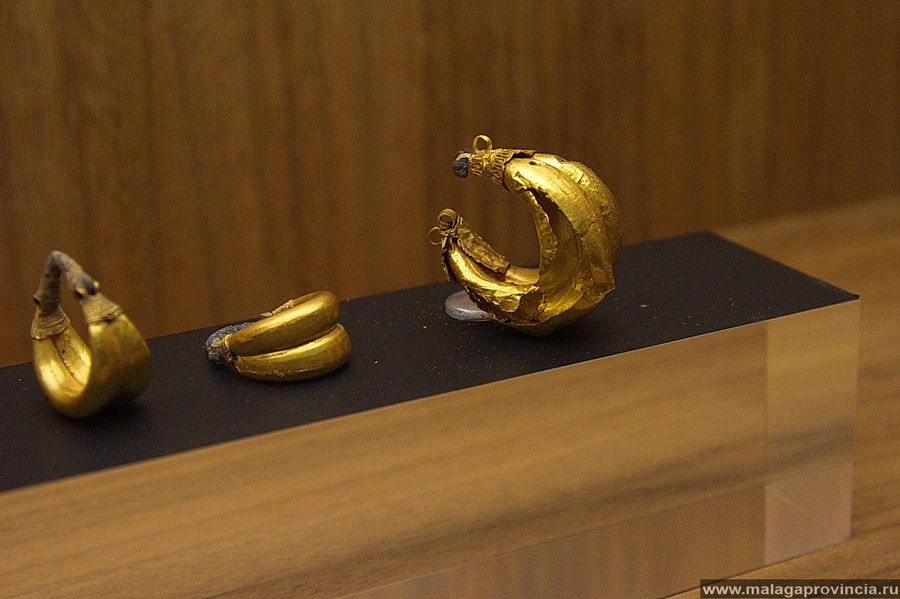 Золото финикийцев