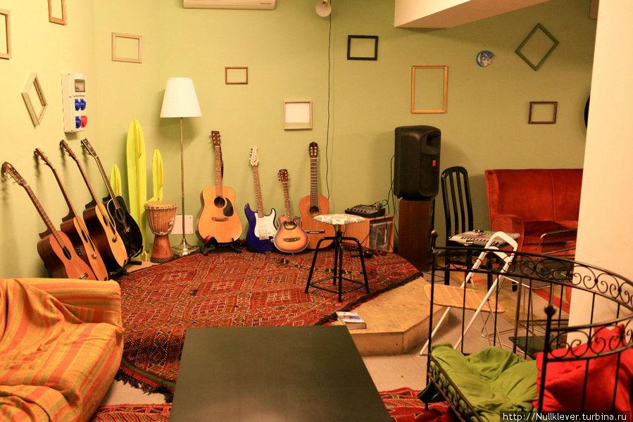 Комната отдыха