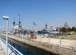 Военный корабль-музей